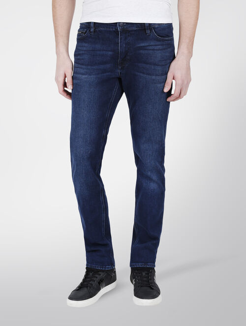 CALVIN KLEIN MOUNTAIN SLIM STRAIGHT JEANS
