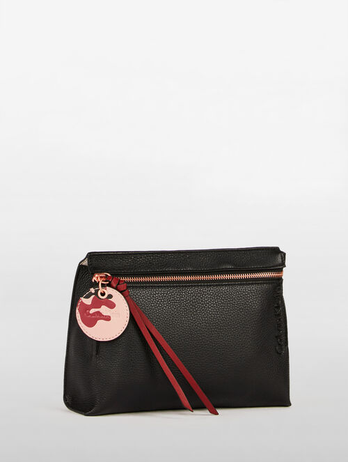 CALVIN KLEIN CITY RAW CLUTCH