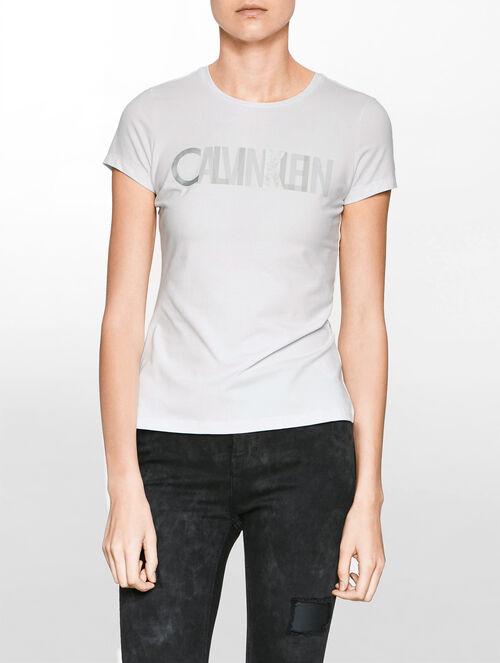 CALVIN KLEIN クルーネック Tシャツ