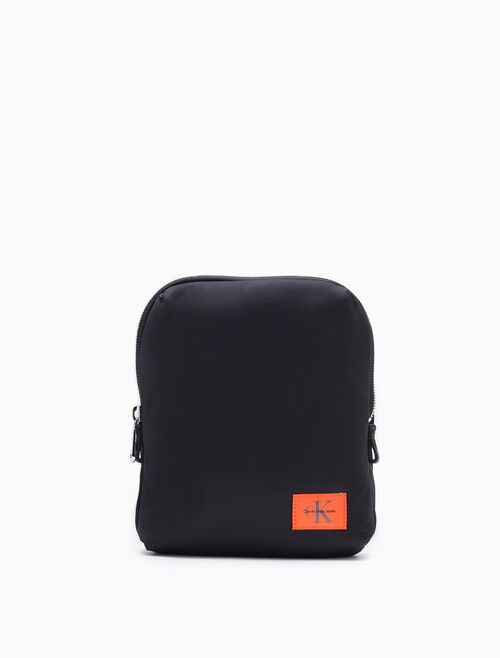 CALVIN KLEIN PILOT TWILL FLIGHT BAG