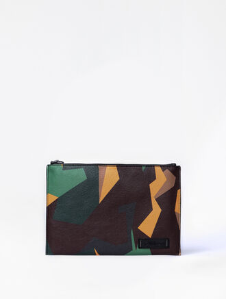 CALVIN KLEIN TRAVEL MEDIUM POUCH