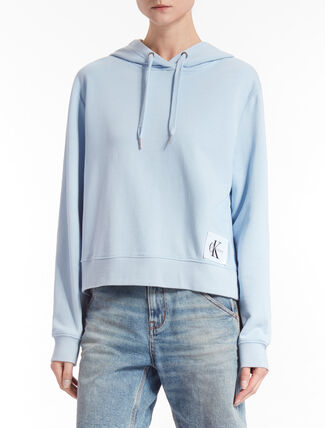 CALVIN KLEIN HARRISON TRUE ICON PULLOVER SWEATSHIRT