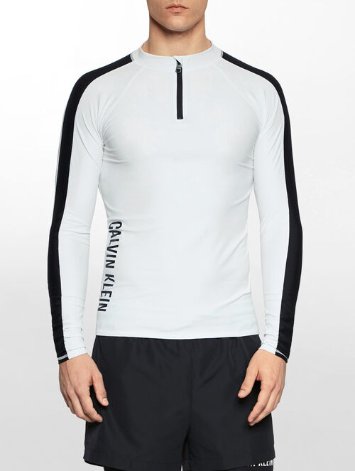 CALVIN KLEIN INTENSE POWER RASH GUARD