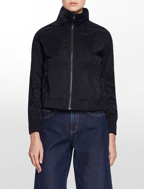 CALVIN KLEIN RACER LIGHT WEIGHT JACKET