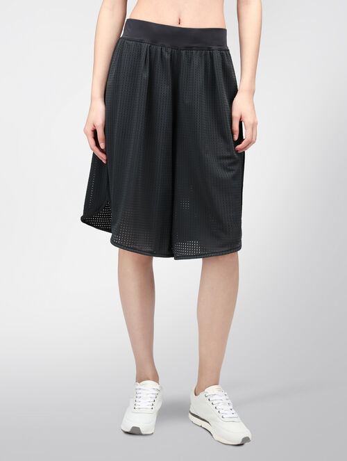 CALVIN KLEIN KNITTED CULOTTES