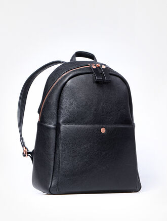 CALVIN KLEIN ULTRA LIGHT METRO ROUND TOP BACKPACK