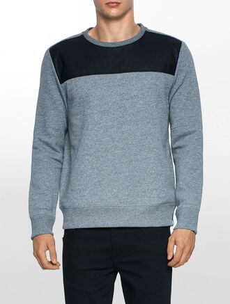 CALVIN KLEIN HEDDON LONG SLEEVES SWEATER