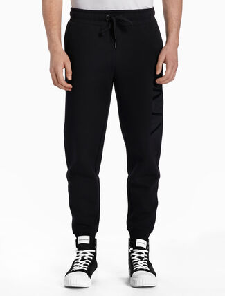 CALVIN KLEIN CALVIN LOGO SWEAT PANTS