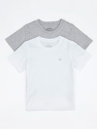 CALVIN KLEIN Modern Cotton T シャツ 2 枚パック
