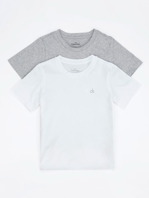 CALVIN KLEIN 2 PACKS MODERN COTTON TEE