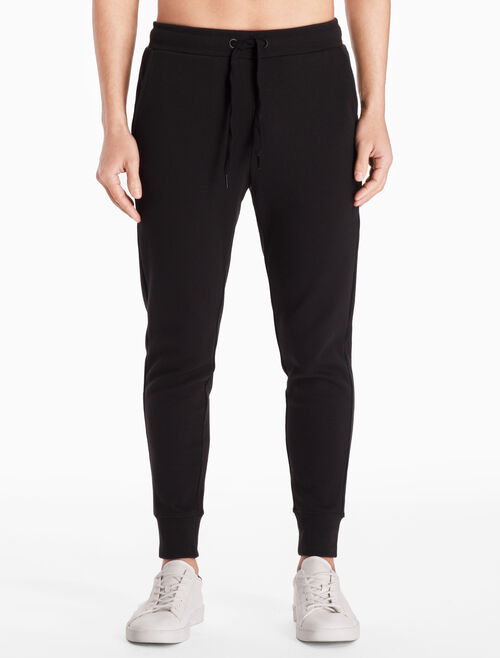 CALVIN KLEIN SLIM SWEATPANTS WITH DRAWSTRING