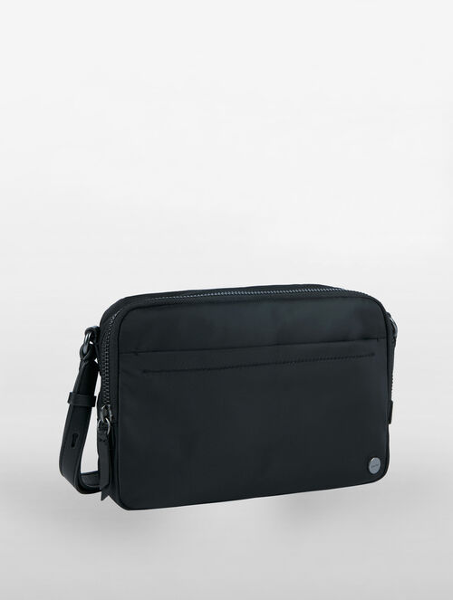 CALVIN KLEIN EXPOSED CROSSBODY