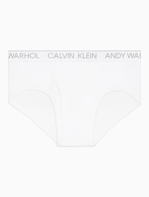CALVIN KLEIN Andy Warhol Torso Brief