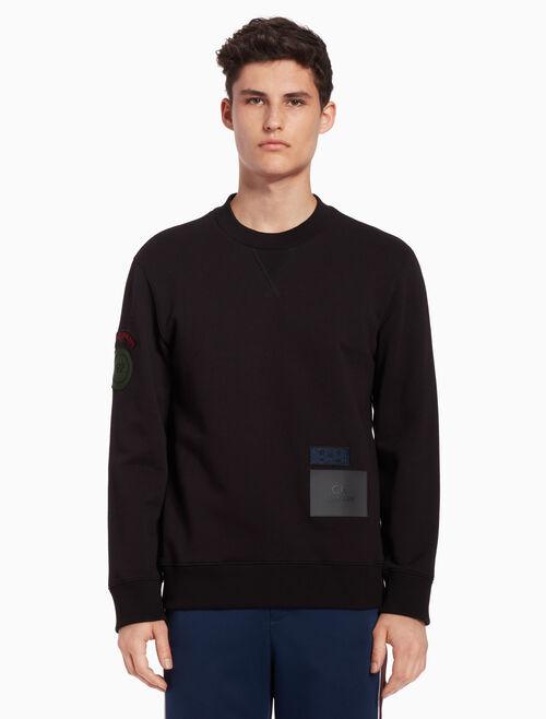 CALVIN KLEIN Badge sweatshirt