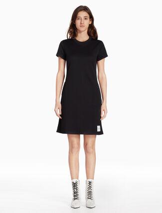 CALVIN KLEIN KNIT SHIFT DRESS