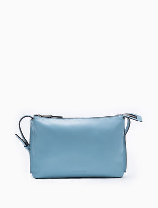 CALVIN KLEIN SMALL POUCH WITH STRAP