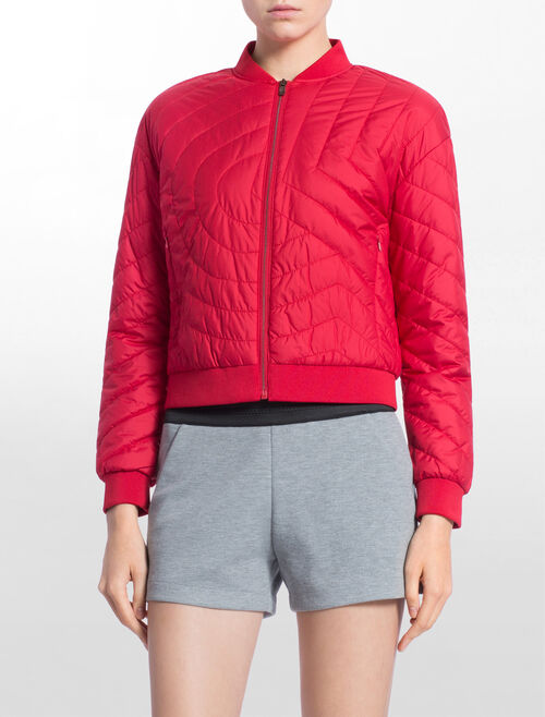 CALVIN KLEIN LIGHT PADDED EVO DOWN JACKET