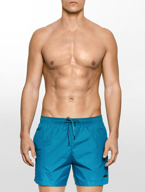 CALVIN KLEIN OMBRE MEDIUM DRAWSTRING SWIM SHORTS
