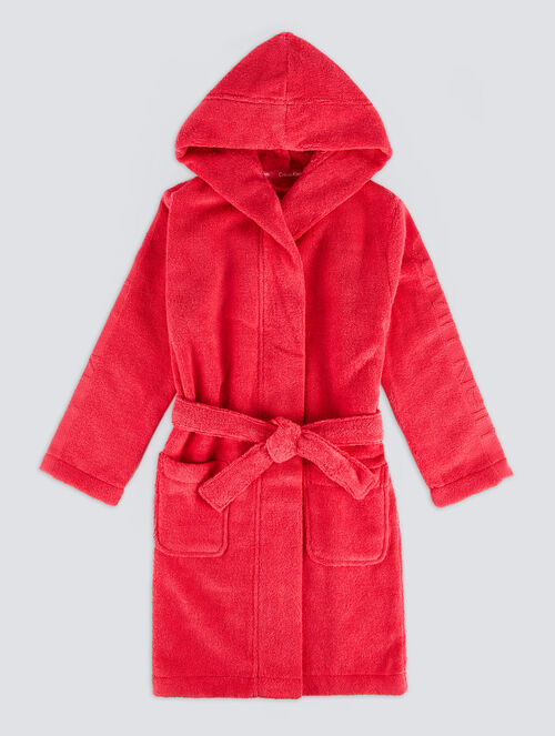 CALVIN KLEIN MODERN COTTON BATHROBE