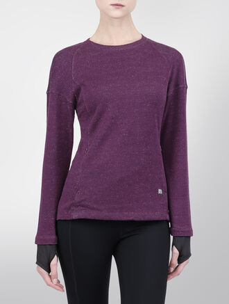 CALVIN KLEIN LONG SWEATSHIRT