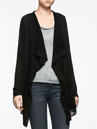 CALVIN KLEIN CHANTAL CARDIGAN
