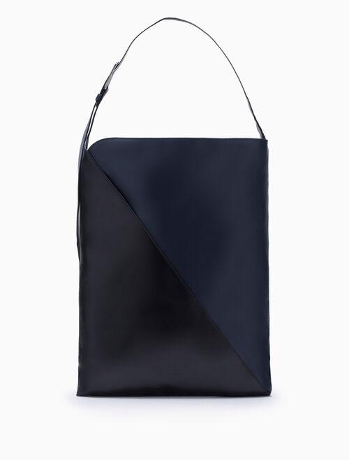 CALVIN KLEIN SLICED HOBO BAG