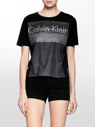CALVIN KLEIN A-TECARA CN LWK S/S
