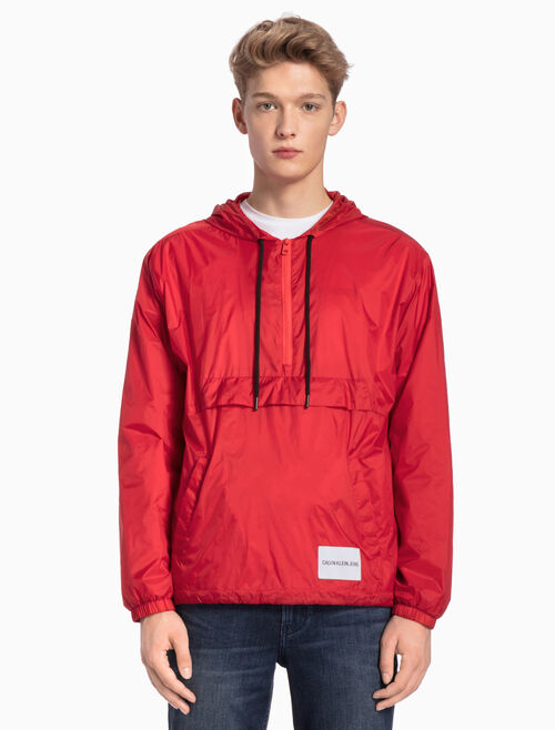 CALVIN KLEIN PACKABLE ANORAK