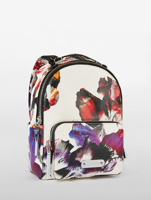 CALVIN KLEIN HYPERFLORAL MICRO BACKPACK