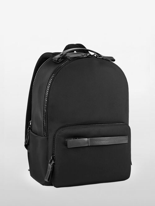 CALVIN KLEIN ENGINEERED NYLON MEDIUM BACKPACK