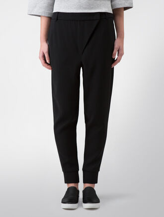 CALVIN KLEIN TWISTED STRETCH EASY PANTS( PHILLIPA FIT )