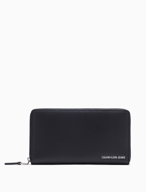 CALVIN KLEIN SLIM TRAVEL WALLET