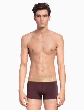 CALVIN KLEIN HOLIDAY GOLD LOW RISE TRUNK