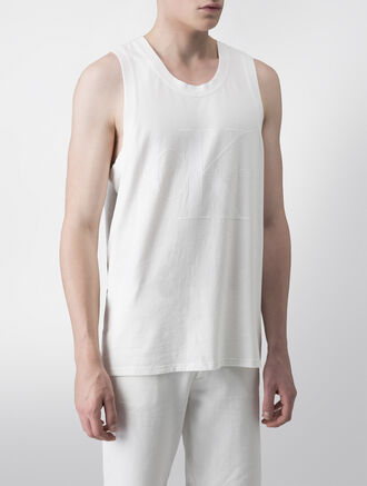 CALVIN KLEIN TRACK TANK - LIMITED EDITION CAPSULE