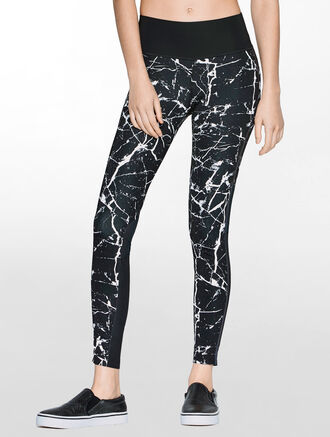 CALVIN KLEIN LEGGING WITH TAPE