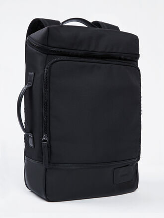 CALVIN KLEIN GEARED TRAVEL BACKPACK