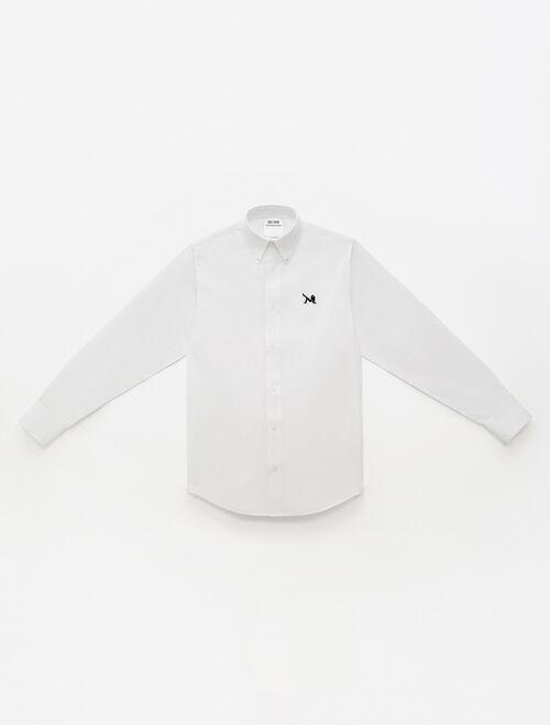 CALVIN KLEIN Icon Poplin Shirt