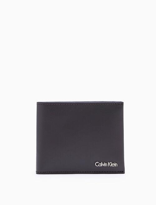 CALVIN KLEIN BILLFOLD WITH CARD CASE