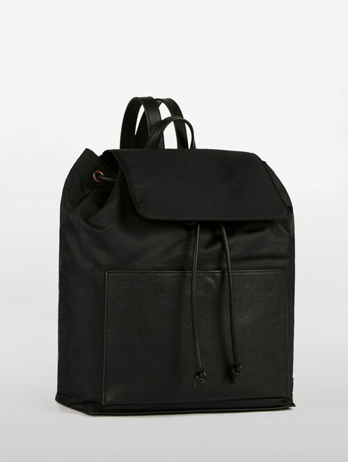 CALVIN KLEIN METRO DRAWSTRING BACKPACK