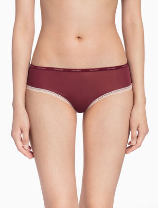 CALVIN KLEIN BOTTOMS UP 低腰內褲