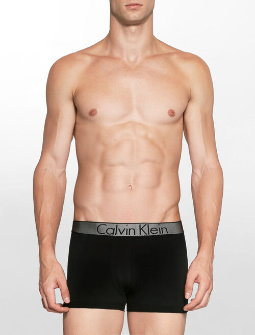 CALVIN KLEIN CUSTOMIZED STRETCH COTTON TRUNK