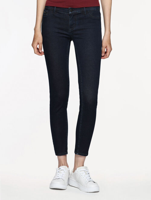 CALVIN KLEIN DARK EIGHT BLUE WASH LEGGING