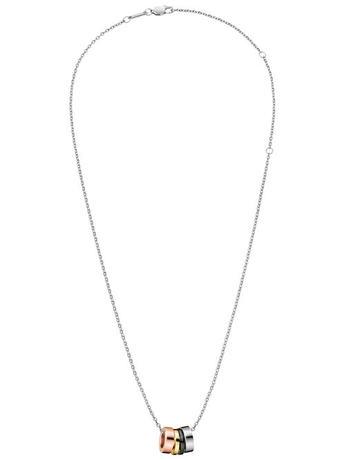 CALVIN KLEIN GORGEOUS NECKLACE WITH CHAINS