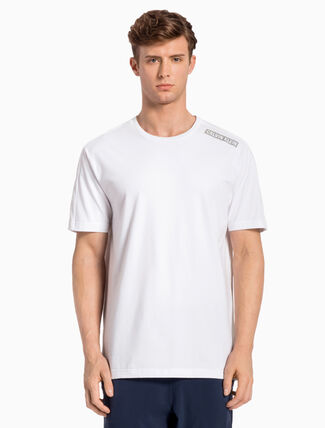 CALVIN KLEIN MODERN SWEAT SHORT SLEEVE TEE