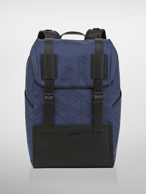 CALVIN KLEIN FLAP OVER BACKPACK