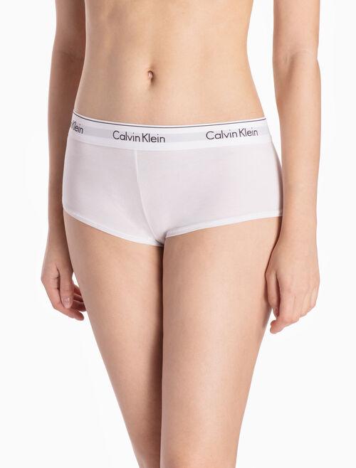 CALVIN KLEIN Modern Cotton ボーイショーツ