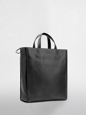 CALVIN KLEIN ENGINEER CASUAL MEDIUM TOTE