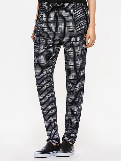 CALVIN KLEIN GAEL ALL OVER PRINT PANTS