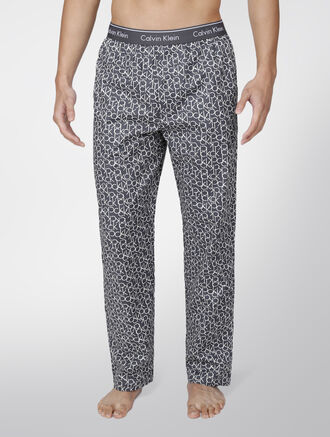CALVIN KLEIN WOVEN SLEEP WEAR PAJAMA PANTS