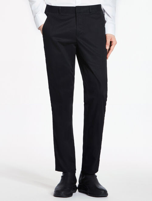 CALVIN KLEIN COMPACT COTTON DRILL PANTS